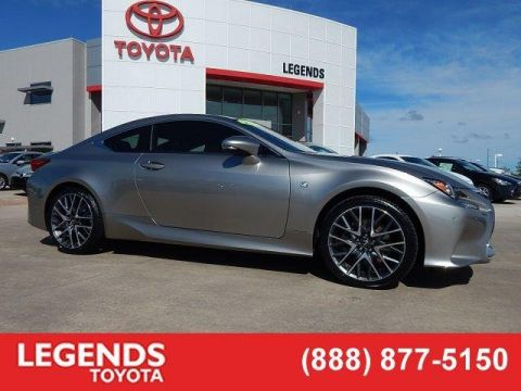 Pre-Owned 2016 Lexus RC 350 2dr Cpe AWD