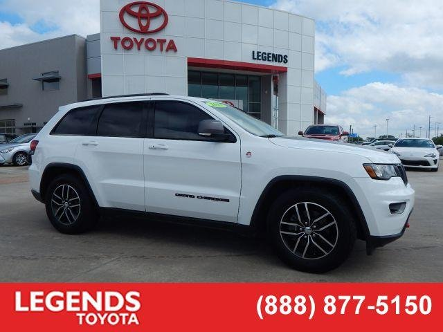 Pre-Owned 2017 Jeep Grand Cherokee Trailhawk