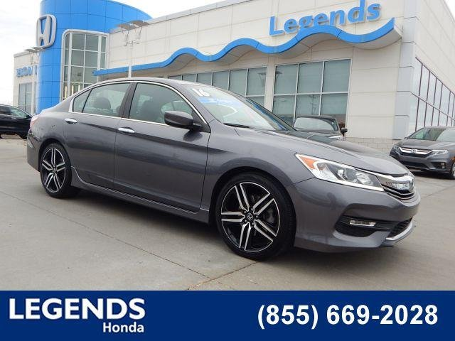 Certified Pre-Owned 2016 Honda Accord Sedan Sport