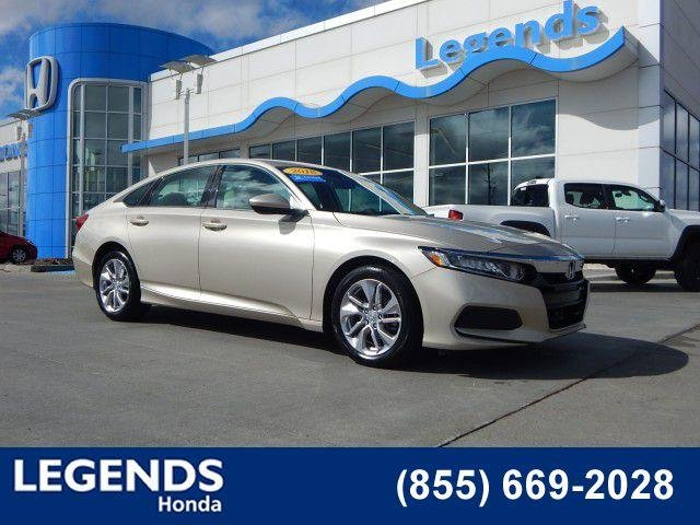 Certified Pre-Owned 2018 Honda Accord Sedan LX 1.5T