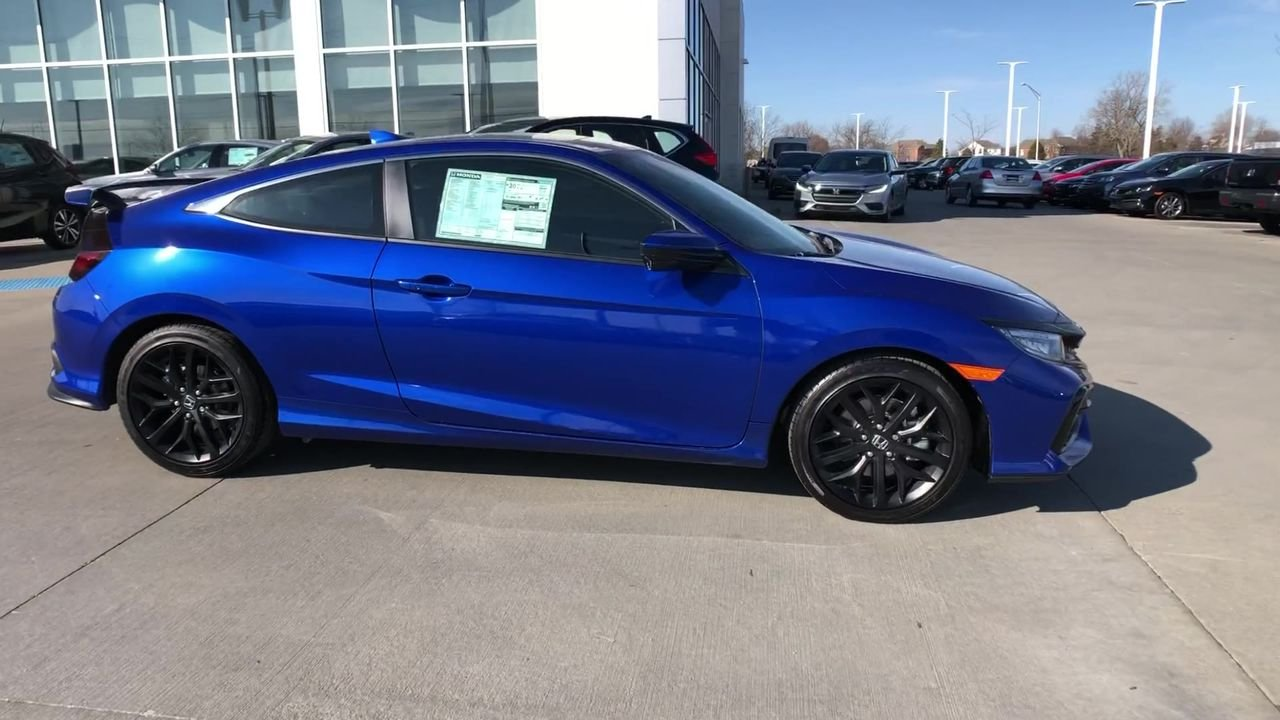 2019 Honda Civic Si Coupe Manual Manual Guide