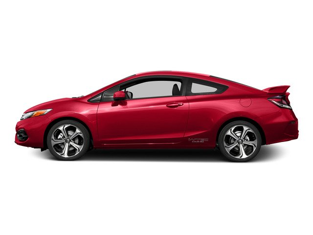 Certified Pre-Owned 2015 Honda Civic Coupe Si