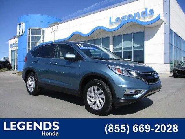 Certified Pre Owned 2015 Honda CR V EX