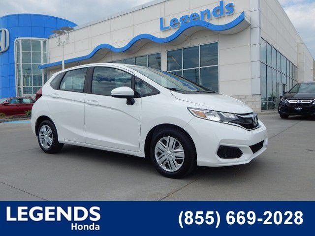 Honda Kansas City >> New 2019 Honda Fit Lx