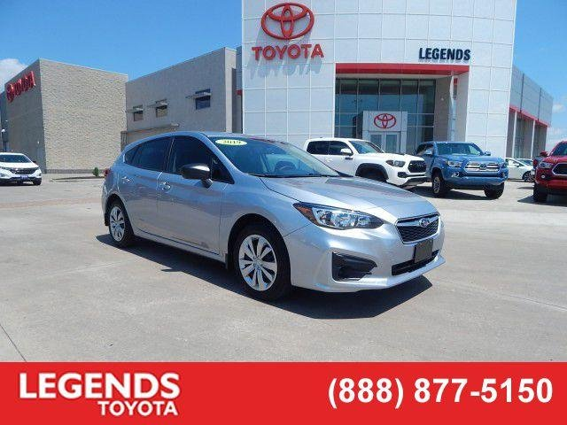 Pre-Owned 2019 Subaru Impreza 2.0i 5-door CVT