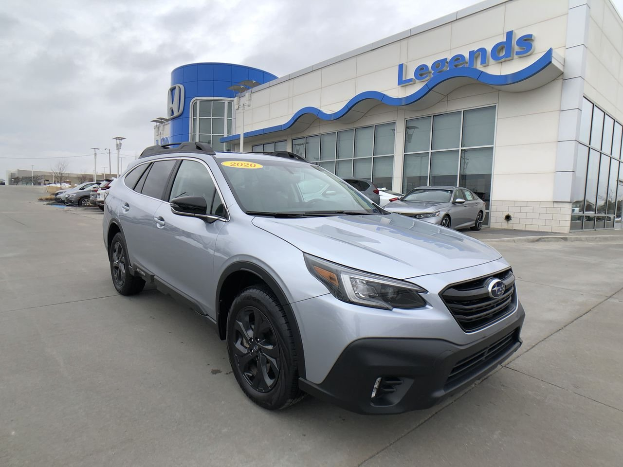 Pre-Owned 2020 Subaru Outback Onyx Edition XT