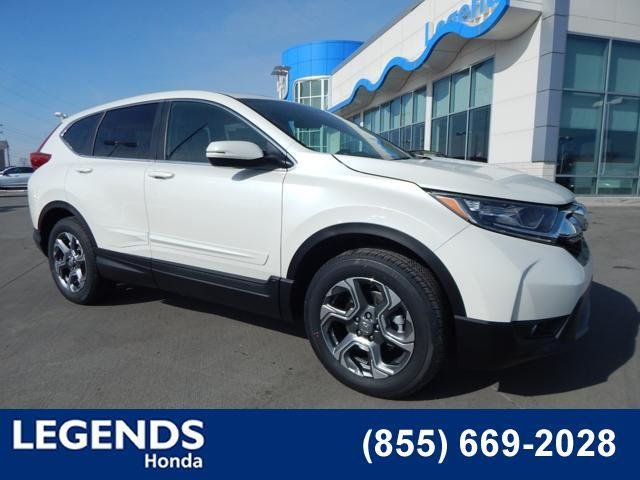 New 2018 Honda CR-V EX