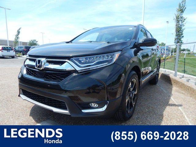 Honda Kansas City >> New 2019 Honda Cr V Touring