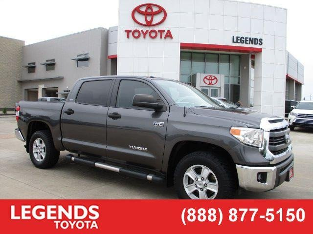 Certified Pre-Owned 2014 Toyota Tundra 4WD Truck SR5