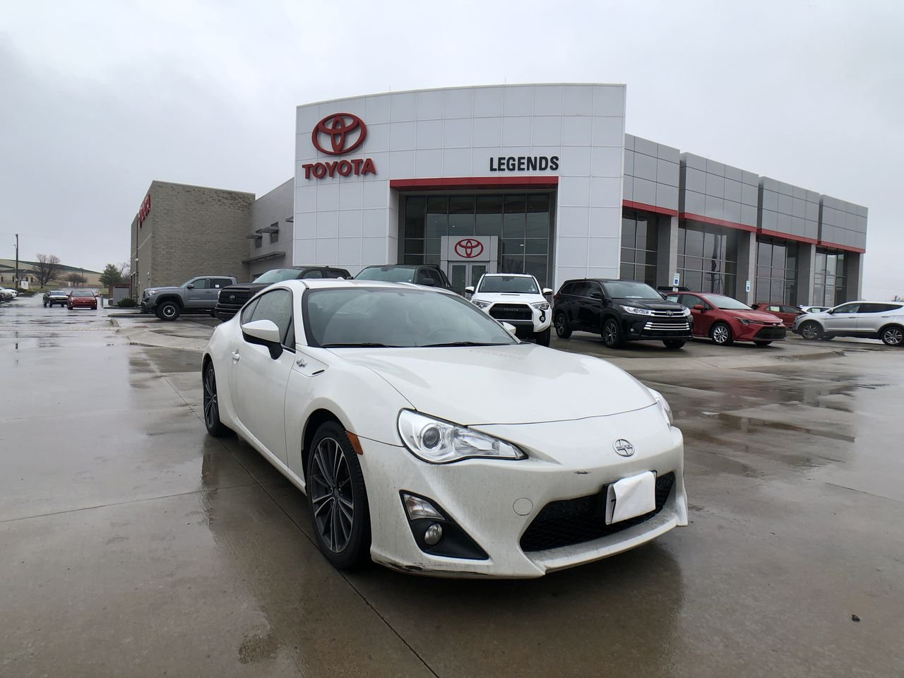 Pre-Owned 2016 Scion FR-S 2dr Cpe Auto (Natl)