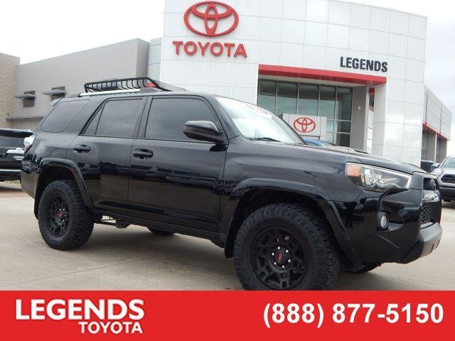 Certified Pre Owned 2014 Toyota 4Runner Trail