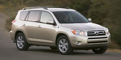 Pre-Owned 2008 Toyota RAV4 FWD 4dr V6 5-Spd AT