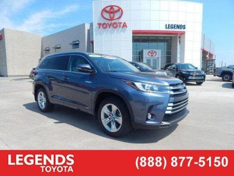 Certified Pre-Owned 2017 Toyota Highlander Hybrid Limited
